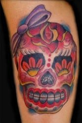 Albuquerque Tattoo Artist Chris 2