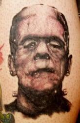 Albuquerque Tattoo Artist Chris
