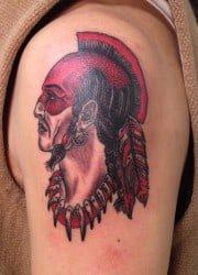 Albuquerque Tattoo Artist Daniel Ward