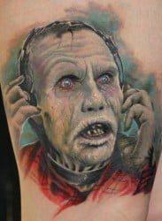 Albuquerque Tattoo Artist Ericksen 1