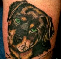 Albuquerque Tattoo Artist Michael Gibbs 2