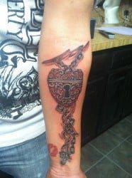 Albuquerque tattoo artist monessa 1 for Tattoo shop albuquerque nm