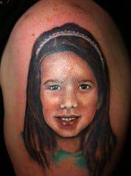 Albuquerque Tattoo Artist Val 1