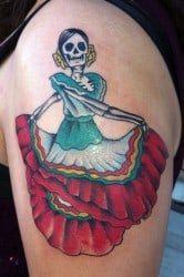 Albuquerque Tattoo Artist Val 2