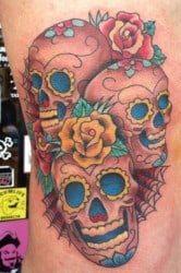 Albuquerque Tattoo Artist Val 3