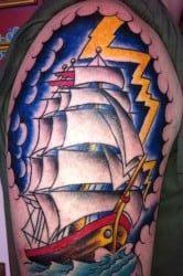 Albuquerque Tattoo Artist Val