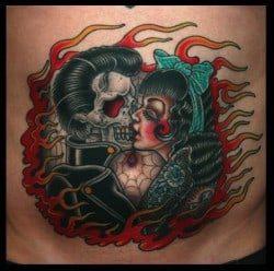 Anaheim Tattoo Artist Lucky Bastard 1