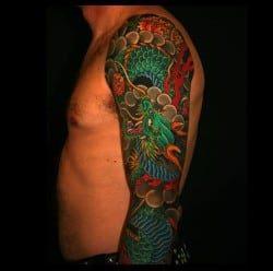 Anaheim Tattoo Artist Lucky Bastard 3