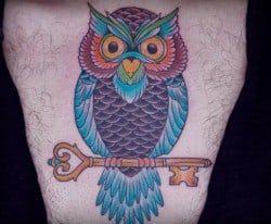 Atlanta Tattoo Artist Matt Greenhalgh 4
