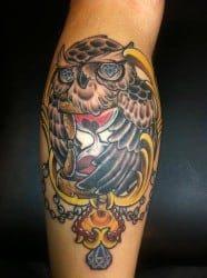 Atlanta Tattoo Artist Mikey Lehman 2