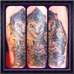 Atlanta Tattoo Artist Mikey Lehman 3