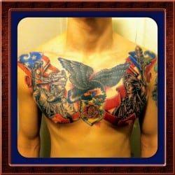 Atlanta Tattoo Artist Mikey Lehman 4