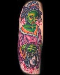Atlanta Tattoo Artist Oscar Zornosa 3