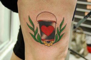 Baltimore Tattoo Aritst Chris Keaton 1