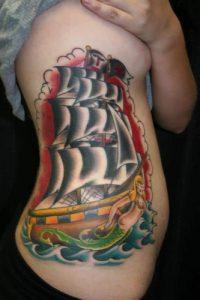 Baltimore Tattoo Aritst Chris Smith 3