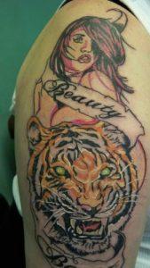 Baltimore Tattoo Aritst Eric 1
