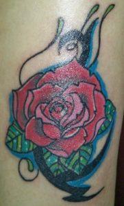 Baltimore Tattoo Aritst Eric 3