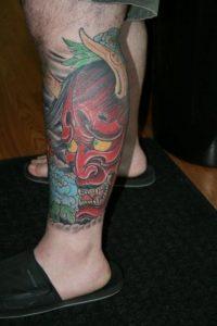 Baltimore Tattoo Aritst Jason 1