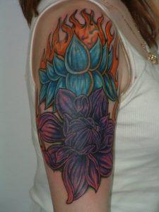 Baltimore Tattoo Aritst Kurt Connary 1
