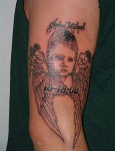 Baltimore Tattoo Aritst Kurt Connary 2