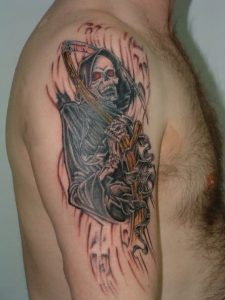 Baltimore Tattoo Aritst Kurt Connary 4