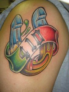 Baltimore Tattoo Aritst Rob Smith 2