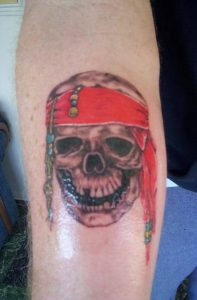 Baltimore Tattoo Aritst Sean McGlone 3
