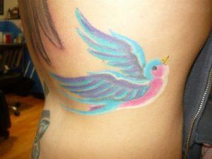 Baltimore Tattoo Aritst Tony Deville 2