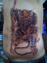 Boston Tattoo Artist Joseph Andrew Regan 3