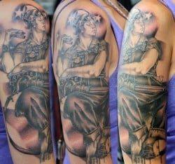 Boston Tattoo Artist Joseph Brian Hemming 2