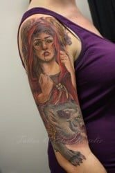 Boston Tattoo Artist Joseph Elize Nazelie 1