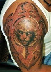 Boston Tattoo Artist Joseph Khoa 1