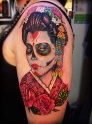 Boston Tattoo Artist Joseph Markus Anacki 4