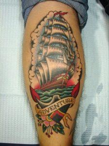 Boston Tattoo Artist Joseph Melissa Baker 2
