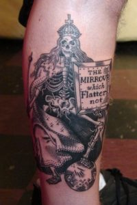 Boston Tattoo Artist Joseph Melissa Baker 4
