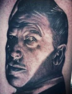Boston Tattoo Artist Joseph Sam Chacon 4