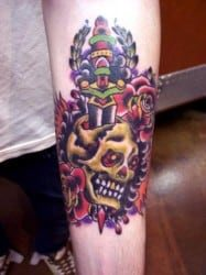 Detroit Tattoo Artist Benjamin Eliasz 1