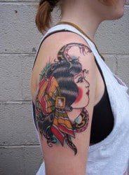Detroit Tattoo Artist Benjamin Eliasz 2