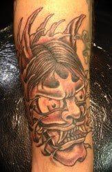 Detroit Tattoo Artist Dave George 1