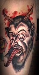 Detroit Tattoo Artist Dave George 2