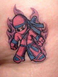 Detroit tattoo artist hondra smith 2 for Detroit tattoo shops