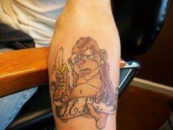 Detroit Tattoo Artist Jay Prine 1