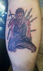 Detroit Tattoo Artist Joe Klemkow 2