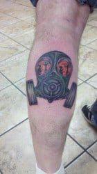 Detroit Tattoo Artist Joe Klemkow