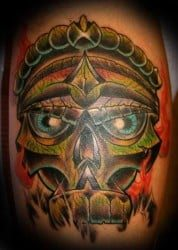 Detroit Tattoo Artist John Madigan 1