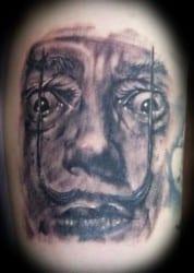 Detroit Tattoo Artist John Madigan 2