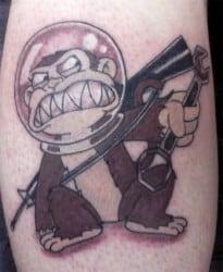 Detroit Tattoo Artist Jon Joslin 1