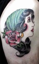 Detroit Tattoo Artist Jon Joslin 2