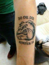 Detroit Tattoo Artist Josh Glaser