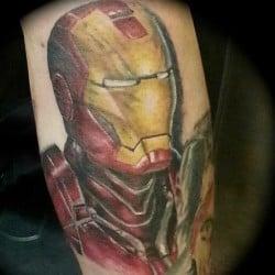 Detroit Tattoo Artist Michael Catanzaro 3